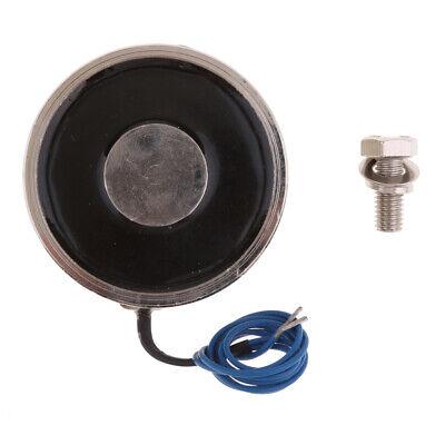 Dc12v Electric Lifting Magnet 800n 80kg Holding Electromagnet Lift Solenoid
