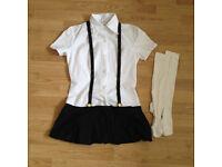 student/pupil fancy dress for woman