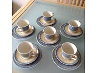 Churchill by Jeff Banks Tea Cups.