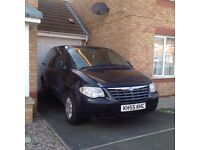 Chrysler Voyager 2.5 CRD 7 seater