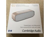 Cambridge Audio G2 Bluetooth Speaker - only £55!