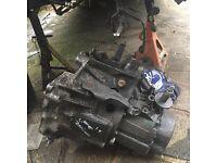 Citroen berlingo gearbox