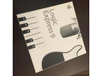 Logic Express 9 for Mac