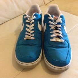 Nike Air Force trainers size 11