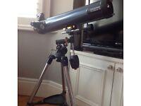 Telescope - Celestron AstroMaster