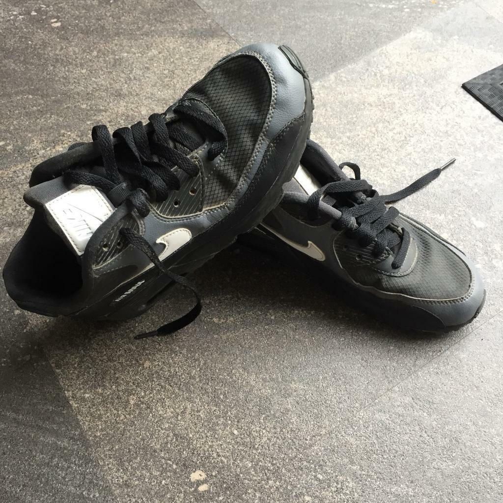 Gris Negro Blanco Nike Air Max Talla 6 West En Maidenbower West 6 Sussex 541d5f