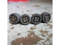 Locking wheel nut removal service £35 Norwich Cromer Dereham Wymondham Fakenham