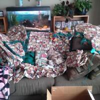 Large amount of baby items for sale