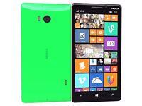 BNIBN Nokia lumia 930 sim free to any network