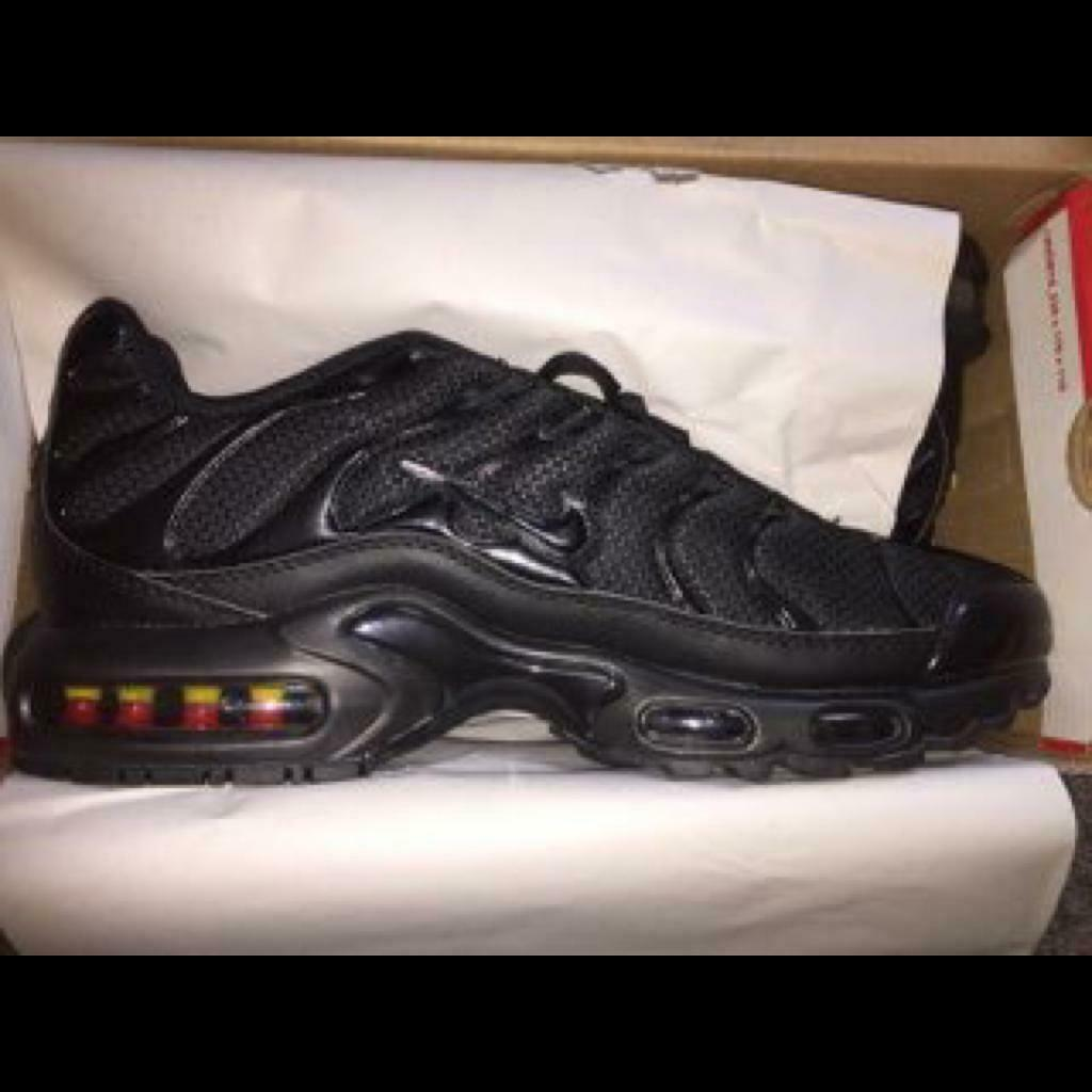 nike tns mens black all , air max TN in all black | style in