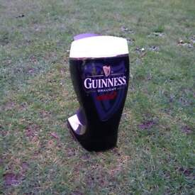 guiness pump man cave