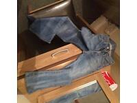 Women's size 10 Levi jeans