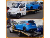 Car Recovery Breakdown Wellingborough Northampton