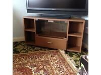 TV and Video display cabinet unit