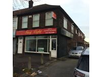 Burnage Kingsway High Street Retail Store Shop to Let £250 per week or to Lease