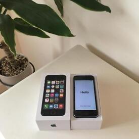 iPhone 5s 16GB Unlocked Black/Silver