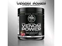 SPORTS SUPPLEMENTS - PREWORKOUT - STRENGTH