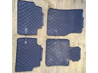 Mini Cooper S rubber mats