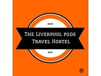 Travel Hostel in Liverpool