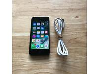 IPhone 5 16gb Black Unlocked...!!!