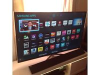 SAMSUNG 40-inch SMART FULL HD 3D ACTIVE LED TV,-builtin Wifi,Freeview,Netflix,Fully Working