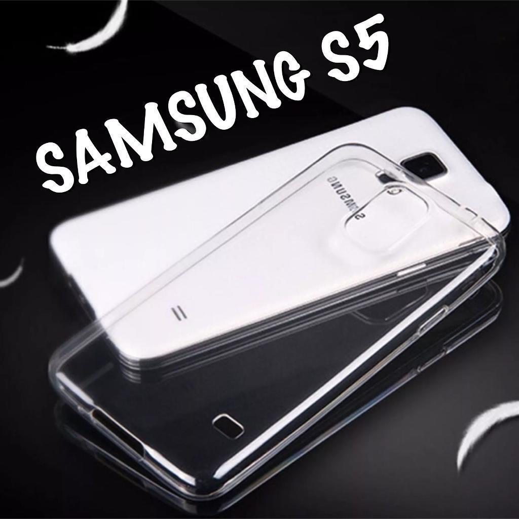 SAMSUNG S5 SILICONE CASE COVER