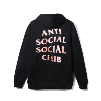 Anti Social Social Club Stressed Hoodie XL