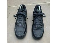 Nike Air Force 1 trainers size 4.5