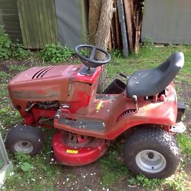 Murray Ride on lawnmower/tractor SOLD PENDING PAYMENT
