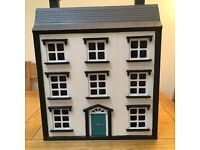 **For Sale: Dolls House, Furniture & Families**