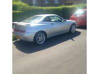 I MAY PX MY ALFA GTV 52reg MOTD 11mths TAXD LOADS RECEIPTS SERV HIST RARE CAR NICE LOOKER LEATHER CD