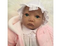 Gorgeous Brand New Reborn Baby Girl Doll