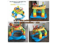 Baby Activity Centre 3 in 1