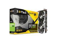 Zotac NVIDIA GeForce GTX 1060 6 GB AMP Edition GDDR5