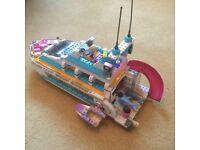 Lego Friends Dolphin Cruiser Boat