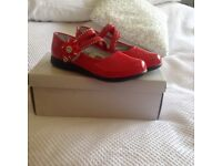 Girls summer shoes