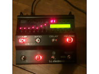 TC Electronic G Natural - Acoustic Guitar Multi Effects Pedal