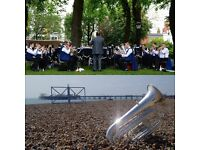 Brighton & Hove City Brass Band need you!