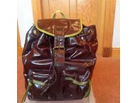 2 BODEN back pack type ladies bags. Lots of room inside! £22 each
