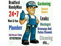 Handyman, Plumber / Plumbing, Cleaner, Painter, Leaks And Repairs And Etc