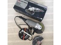 230mm Angle Grinder with Diamond Blade