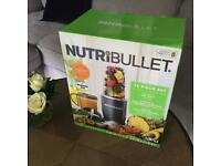 Brand new never opened Nutribullet!