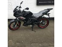 Brand new 125cc lexmoto ZSX-F for sale off showroom £1699.99