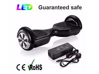 BRAND NEW Genuine LED 2 Wheels Hoverboard Scooter Segway Balance Board & Remote & FREE Carry Case