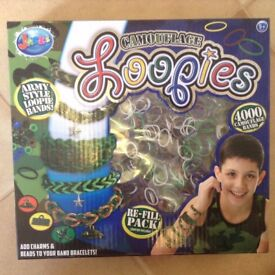 Camouflage Loopies