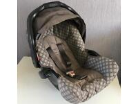 Graco car seat- as new