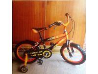 For Sale - Child's 16 Inch Strike Bike