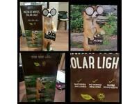 Solar light movie meerkats