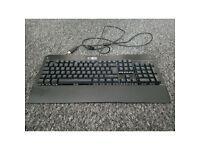 CyberPower Skorpion K1RGB gaming keyboard