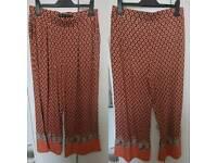 Next Trousers - Womens Size 14 (Regular Length)